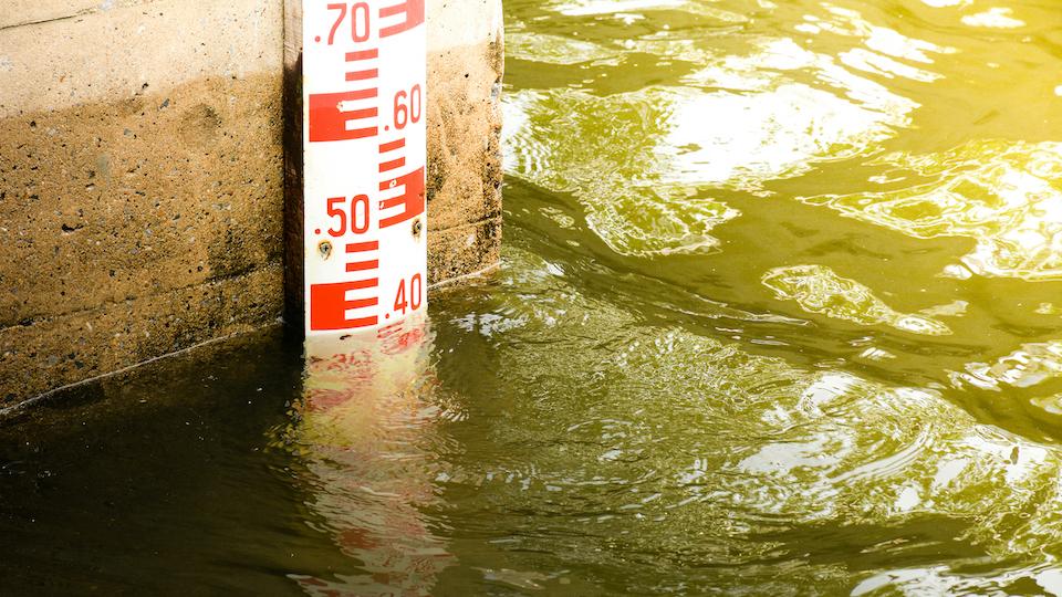 Đo mực nước  tin cậy với cảm biến mức từ Daviteq
