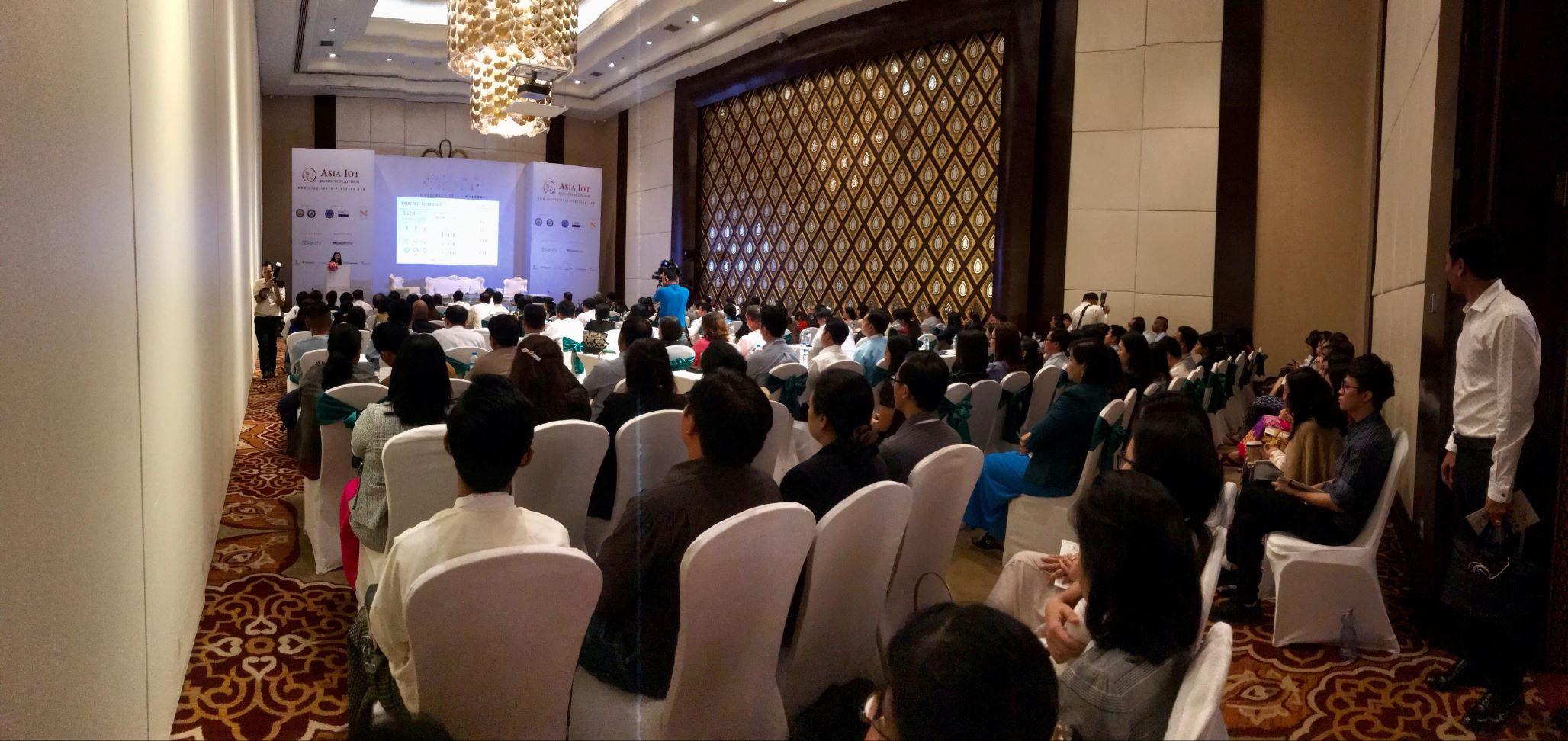 Burning enthusiasms of Digitalization in Myanmar