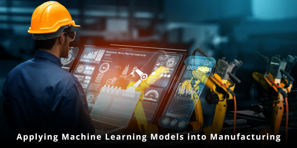 Applications of Machine Learning in Manufacturing – Chapter 4: Applying machine learning models into manufacturing