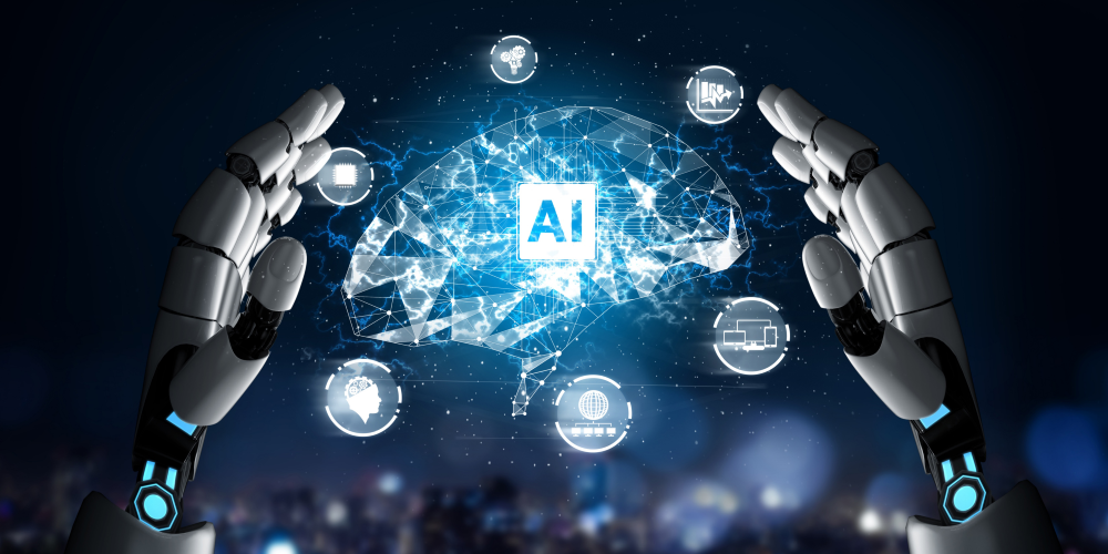 Trí Tuệ Nhân Tạo AI ở đây, ở đó, khắp mọi nơi