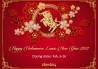 Happy Vietnamese Lunar New Year 2021
